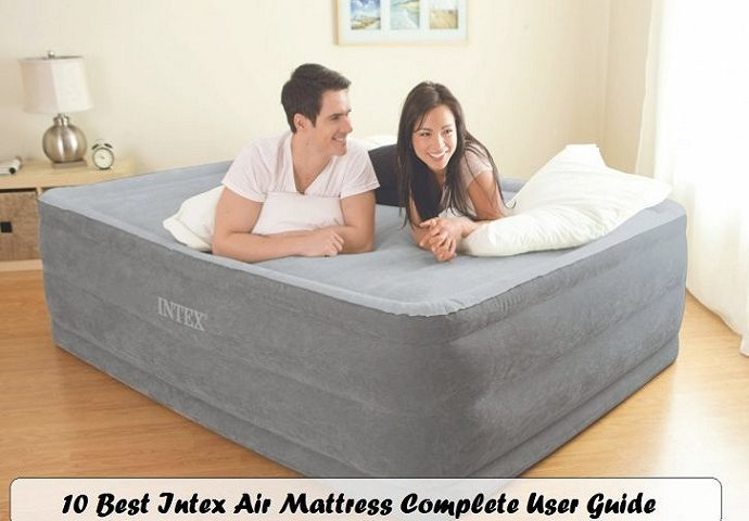 10 Best Intex Air Mattress Complete User Guide