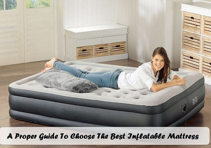 10 Best Inflatable Mattress Review