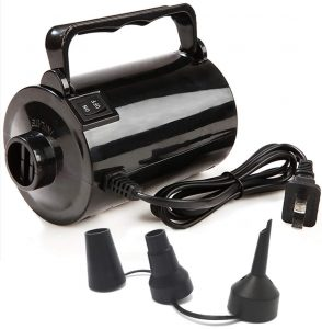 Cooper GTV Electric Quick-Fill Air Pump