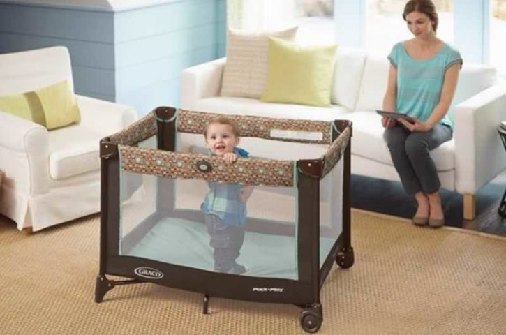 Best Graco pack and play mattresses review: User Guide