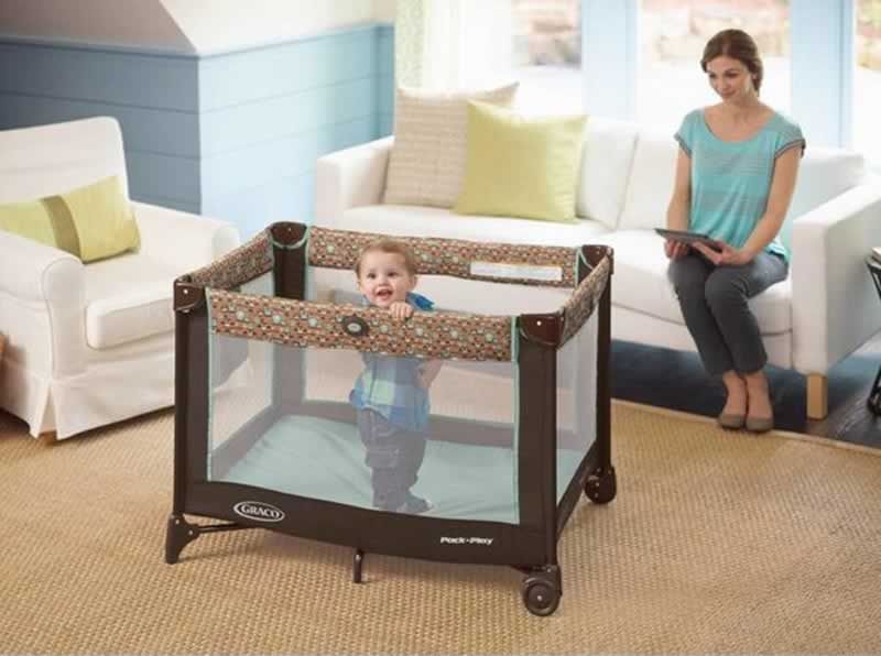 Graco pack and play mattresses review