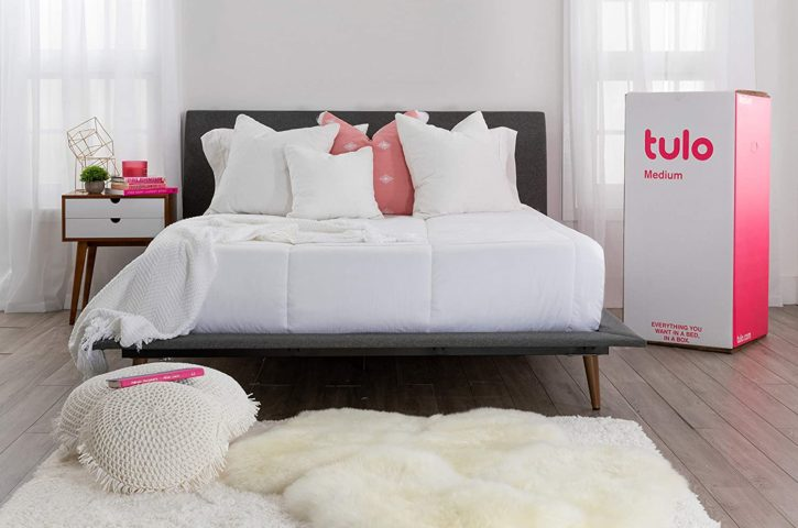 Best Tulo mattress review User guide : 2020